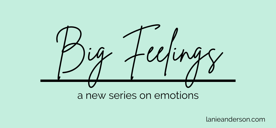 Big Feelings: A New Series on Emotions