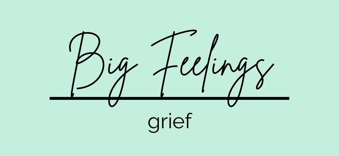 Big Feelings: Grief